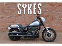 2020 Harley-Davidson FXLRS Softail Low Rider S in Barracuda Silver