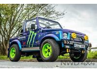 1990 Suzuki SJ413 QBJX STUNNING SJ TURBO ENGINE SHOW VEHICLE 4X4 NA Petrol Manu
