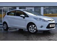 FORD FIESTA 1.6TDCi ZETEC GOOD AND BAD CAR CREDIT FINANCE AVAILABLE