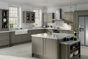 Kitchen Cabinets - Package deal with Granite Countertops