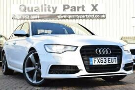 2013 Audi A6 Saloon 2.0 TDI Black Edition Multitronic 4dr