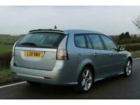 2011 Saab 9-3 1.9 TTiD 160 SE 5dr Auto ++GRIFFIN MODEL++ ESTATE Diesel Automatic