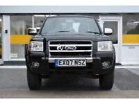 Ford Ranger 2.5TDCi 4x4 XLT Thunder Double Cab GOOD FINANCE AVAILABLE