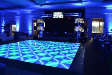 FOR HIRE: LED Party Equipment