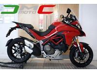 2015 Ducati Multistrada 1200 ABS DVT Red 5,662 Miles