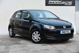 2010 Volkswagen Polo 1.2 S 5dr (a/c) / FINANCE / FSH / HPI CLEAR