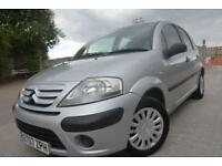 CITROEN C3 COOL 1.4 HDI DIESEL 5 DOOR*FULL 12 MONTHS MOT*£30 TAX*TWO OWNERS*