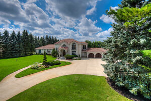 Stunning Luxury Estate Home 7 Grand River Drive