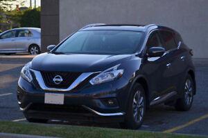 2015 Nissan Murano SL (with 7 y/140k Nissan Warranty)