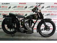 1934 Levis 350cc, rare British Bike. Motorcycle/ Motorbike