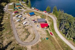 Sugar Lake Recreational Properties!
