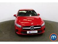 2019 Mercedes-Benz A Class A180 Sport Executive 5dr Hatchback Petrol Manual