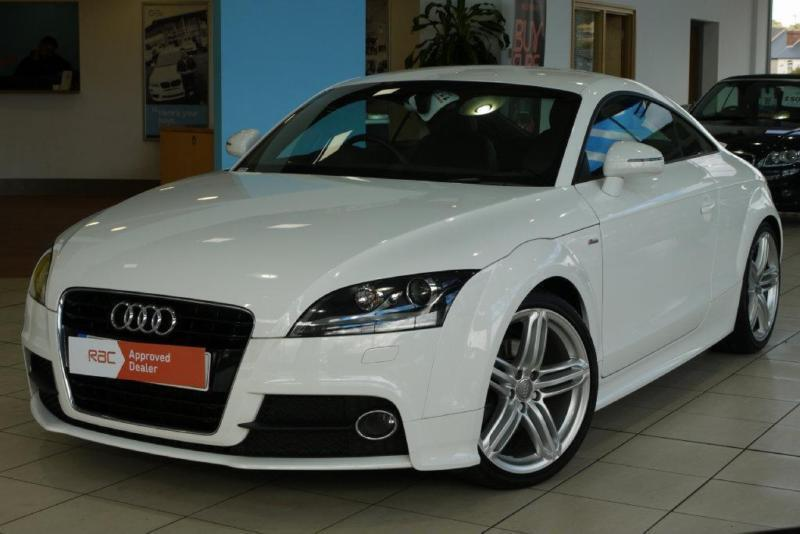 2012 audi tt 1 8 tfsi s line 3dr in sheffield south. Black Bedroom Furniture Sets. Home Design Ideas