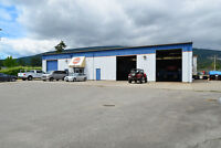 Prime industrial zoned space in Gibsons