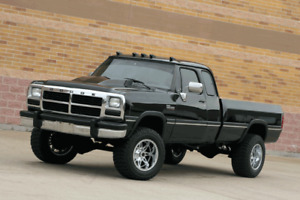 Wanted. First gen 3/4-1 ton dodge