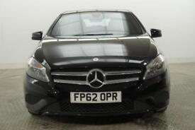 2012 Mercedes-Benz A Class A200 CDI BLUEEFFICIENCY SPORT Diesel black Semi Auto