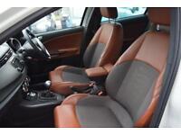 2015 Alfa Romeo Giulietta 1.4 TB MultiAir Exclusive (s/s) 5dr Petrol white Manua