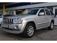 BAD CREDIT CAR FINANCE AVAILABLE 2007 57 JEEP GRAND CHEROKEE 3.0 OVERLAND