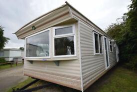 2000 Cosalt Devon 37x12   2 bed Winter Pack Mobile Home   OFF SITE