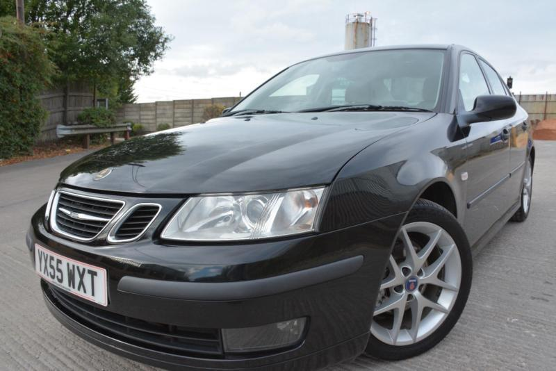 SAAB 9-3 VECTOR SPORT 1.8T 4 DOOR*TWO OWNERS*LEATHER*ALLOYS*AIR CON*