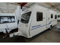 2010 Bailey Ranger 520/4 4 Berth Touring Caravan