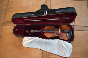 3/4 Violin - Beautiful Quality and Dynamic Sound