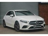 2019 Mercedes-Benz A Class A220 AMG Line Premium 5dr Auto HATCHBACK Petrol Autom