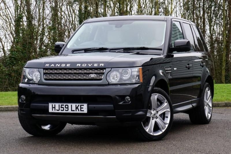 2009 land rover range rover sport 5 0 v8 supercharged hse 5dr in seaham county durham gumtree. Black Bedroom Furniture Sets. Home Design Ideas