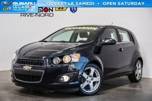 Chevrolet Sonic LT BLUETOOTH+TOIT.OUVRANT+MAGS 2016
