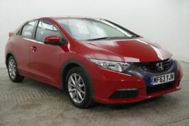 2013 Honda Civic I-VTEC SE Petrol red Manual