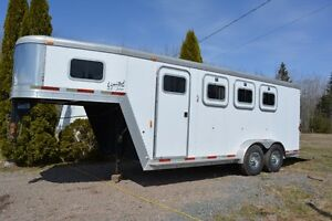 2004 Exiss Limited 3 horse slant
