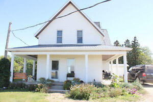 Century farm house to be moved