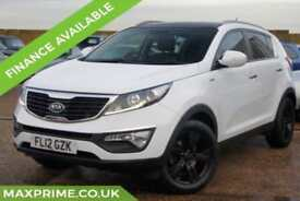 KIA SPORTAGE 2.0 CRDI KX-2 5D 135BHP 1 FORMER KEEPER FROM NEW + FULL SERVICE