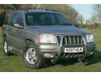 Jeep Grand Cherokee 4.0 Auto Limited