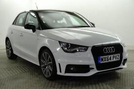 2014 Audi A1 SPORTBACK TDI S LINE STYLE EDITION Diesel white Manual
