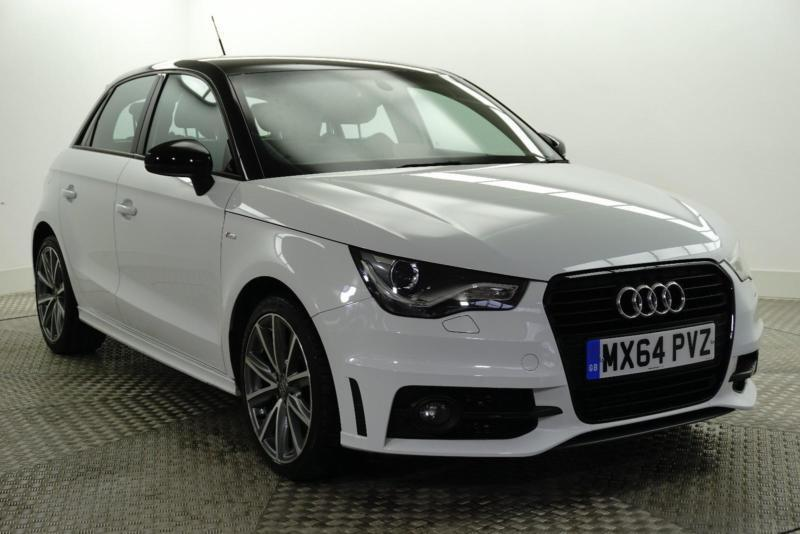 2014 audi a1 sportback tdi s line style edition diesel white manual in bury manchester gumtree. Black Bedroom Furniture Sets. Home Design Ideas