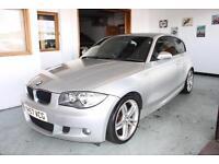 BMW 118 2.0TD 2007 d M Sport