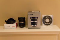 Canon EF-S 10-22mm f/3.5-4.5 Lens *Excellent Condition*
