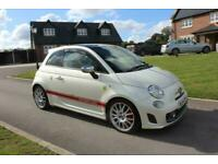 2014 Abarth 595 1.4 T-Jet 50th Anniversary Edition 3dr Auto,VERY RARE ONLY 50 EV