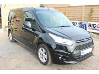 2017 FORD TRANSIT CONNECT 240 TDCI 120 L2 H1 LIMITED LWB LOW ROOF PANEL VAN DIES