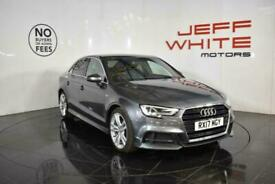 2017 Audi A3 1.4 TFSI S Line 4dr S Tronic Petrol grey Automatic