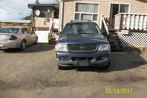 2002 Ford Explorer xlt SUV,