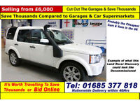 2010 - 10 - LAND ROVER DISCOVERY GS 3.0 TD V6 AUTO RAPID RESPONSE 4X4