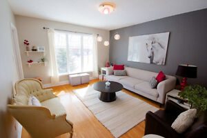 AVAILABLE! Well kept, bright, cute & cozy 2brm in St Boniface!