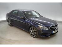 Mercedes-Benz E Class E350 BlueTEC AMG Night Ed Premium 4dr 9G-Tronic
