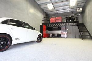 Garage & storage spaces – Lease or Own