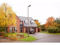 Large 4 bedroom detached family home with gardens
