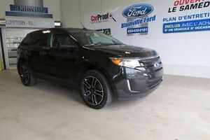 Ford EDGE AWD NAV. TOIT. ENSEMBLE SPORT. 2014