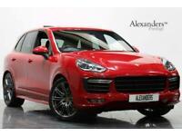 2016 Porsche Cayenne 3.6T GTS Tiptronic 4WD (s/s) 5dr SUV Petrol Automatic