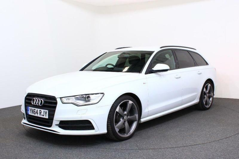 2014 audi a6 avant 2 0 tdi ultra black edition s tronic. Black Bedroom Furniture Sets. Home Design Ideas